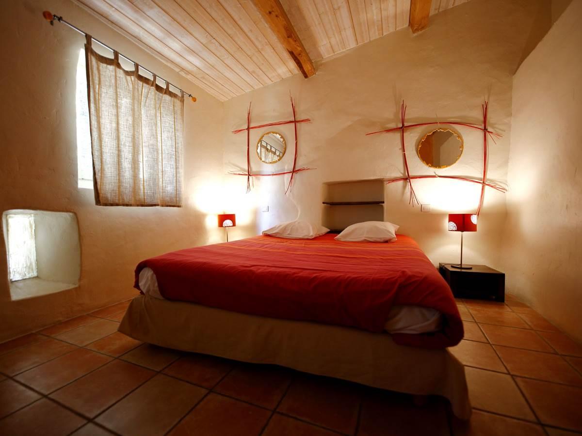 La Seranne, chambre 1