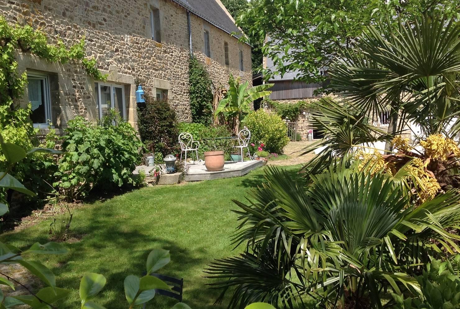Talvern - Chambres et table d'hôtes en Bretagne sud- en bordure de ria d'Etel