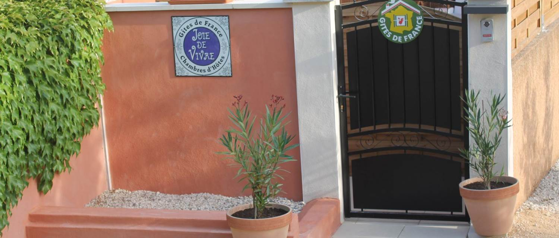 "Gîte ""Joie de Vivre 2"" – SAINTE ANASTASIE – location Gard"