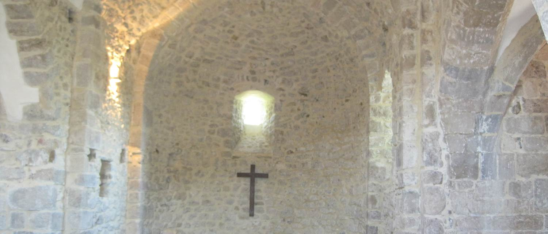 Chapelle Romane Ste Croix de Caderle