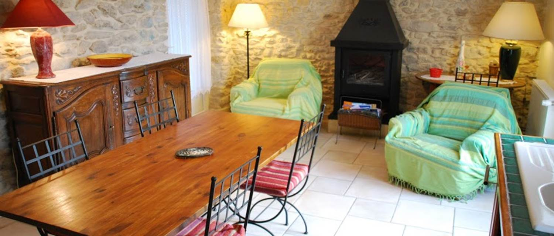 Gîte n°30G12213 – ROUSSON – location Gard