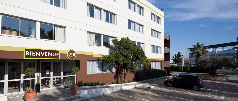 Hôtel B&B Nîmes Ville Active