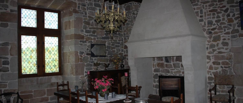 Le Castellas - Salle à manger