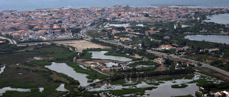 Vue de Camargue