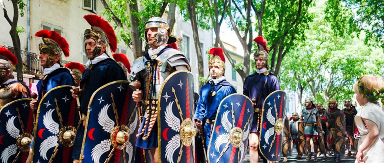 Grands Jeux Romains Nîmes