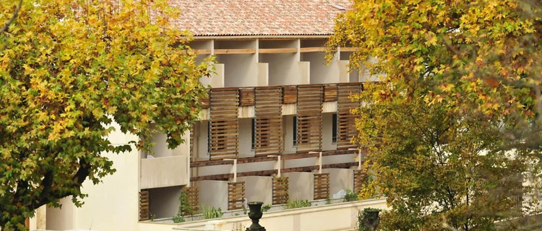Residence GRAND BLEU LA CLOSERIE Façade