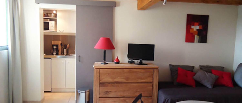 suite familiale studio- Maison Pons