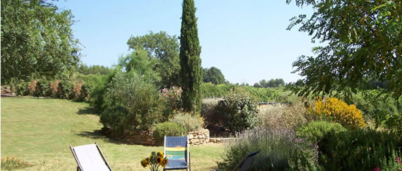 MAISON PONS salon de jardin