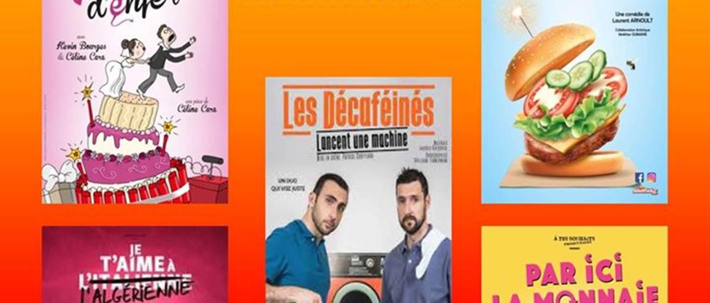 Uzès en Scène - Spectacle Je t'aime à l'algérienne