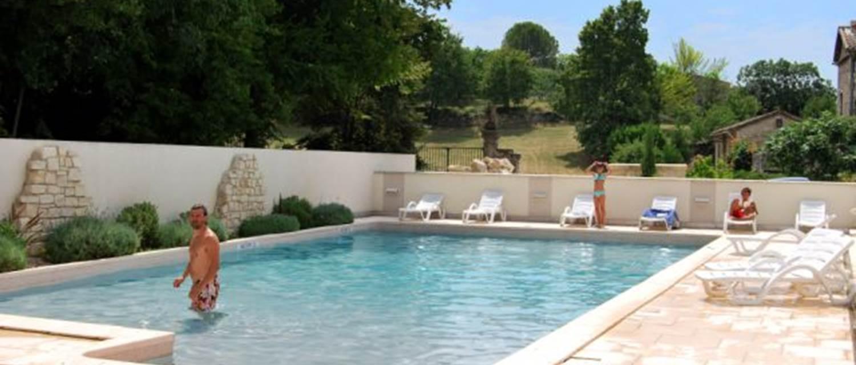 Residence GRAND BLEU LA CLOSERIE Piscine 3