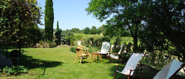 MAISON PONS jardin