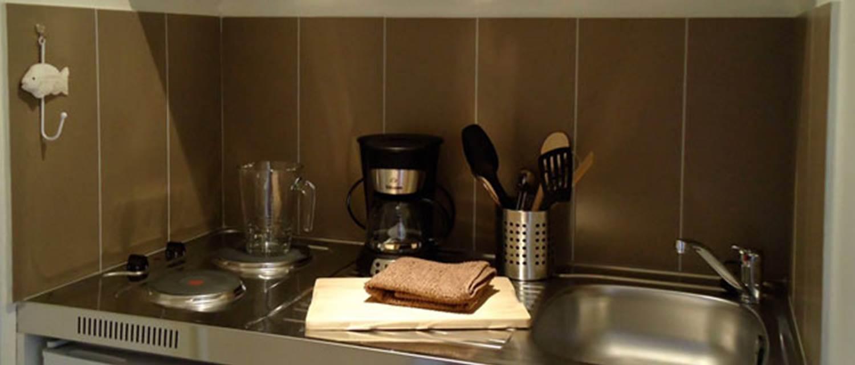 suite familiale kitchenette - Maison Pons