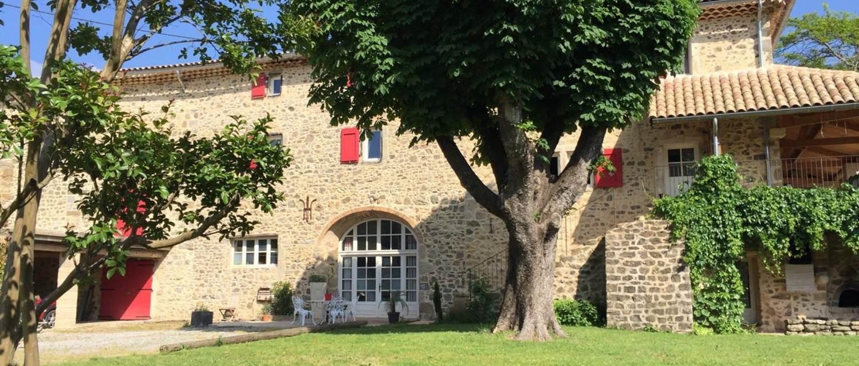 "Chambre d'hôtes ""Mas du Martinet"" – THOIRAS – location Gard"