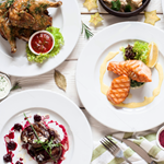 Le Clos Saint Lubin - Repas d'hôtes