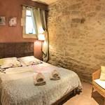 La chambre supplémentaire lors de la location du Domaine Côté Granges 10P