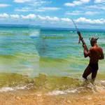 Chasse sous marineles-fusil-villas de Sainte Marie-Madagascar