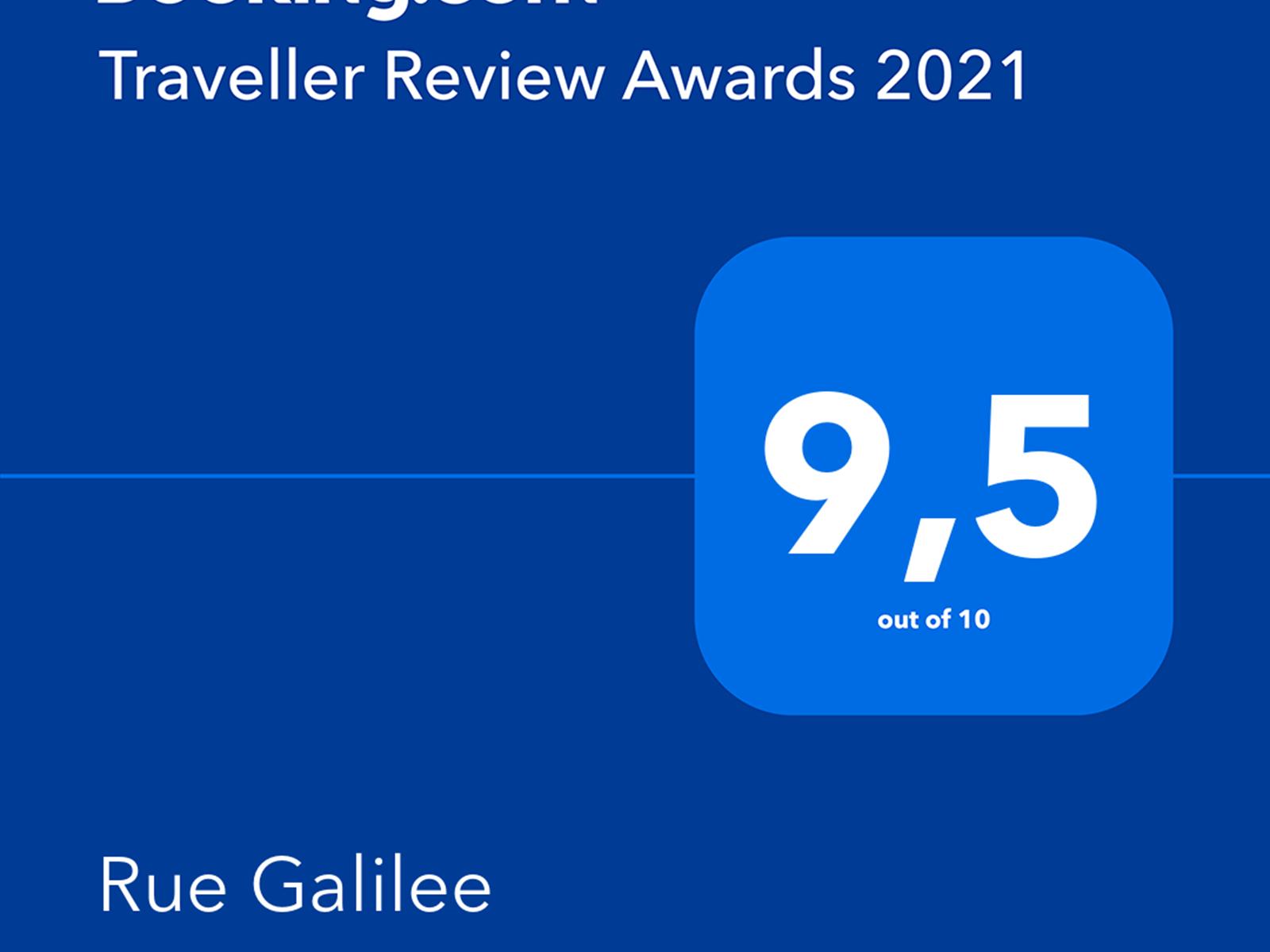 Award Booking 2021