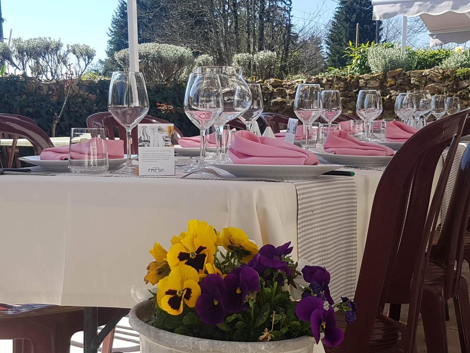 20190324_115439  terrasse, déjeuner en extérieur