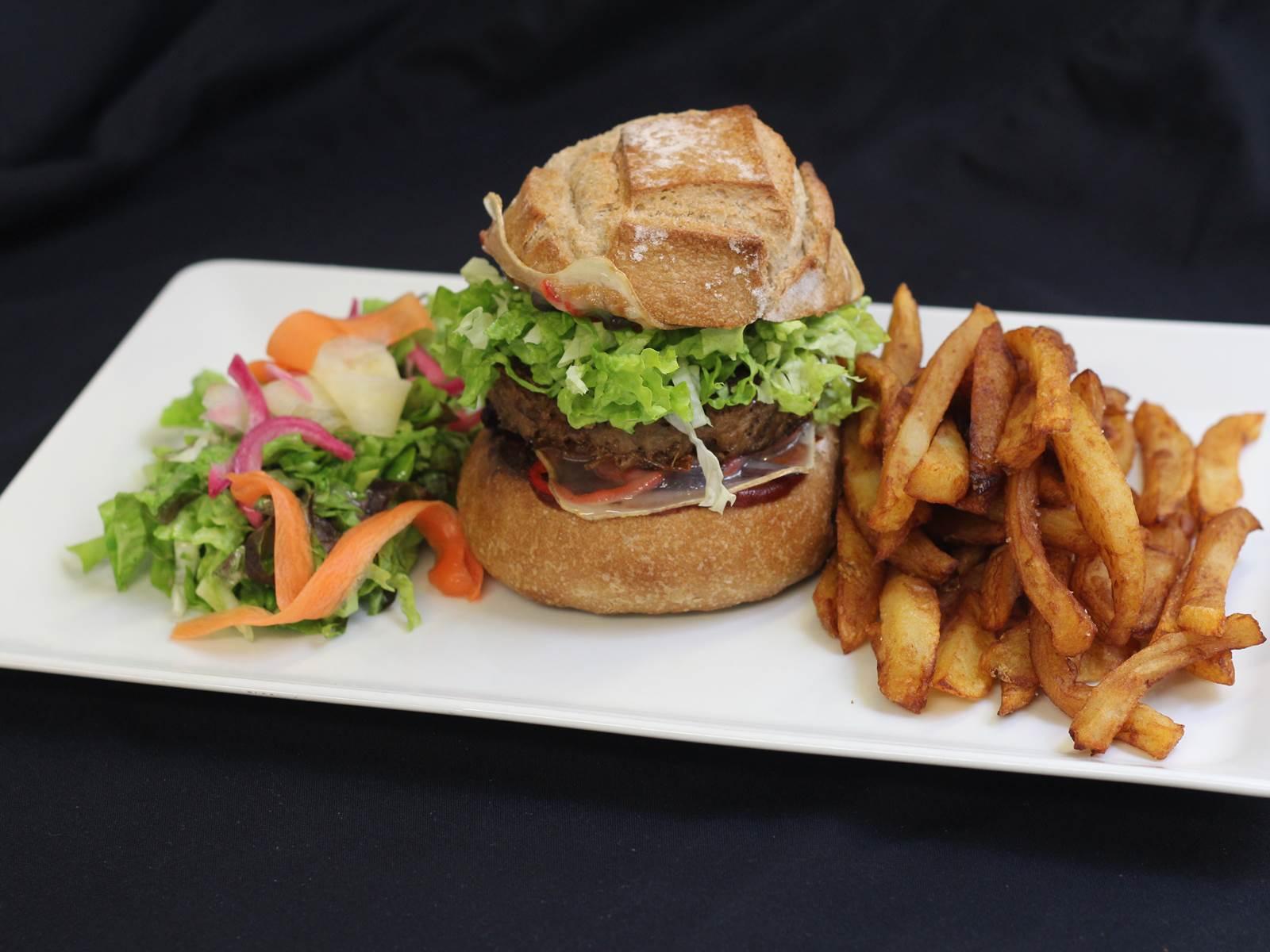 Burger restaurant Le Rond Point d'hOr Hossegor