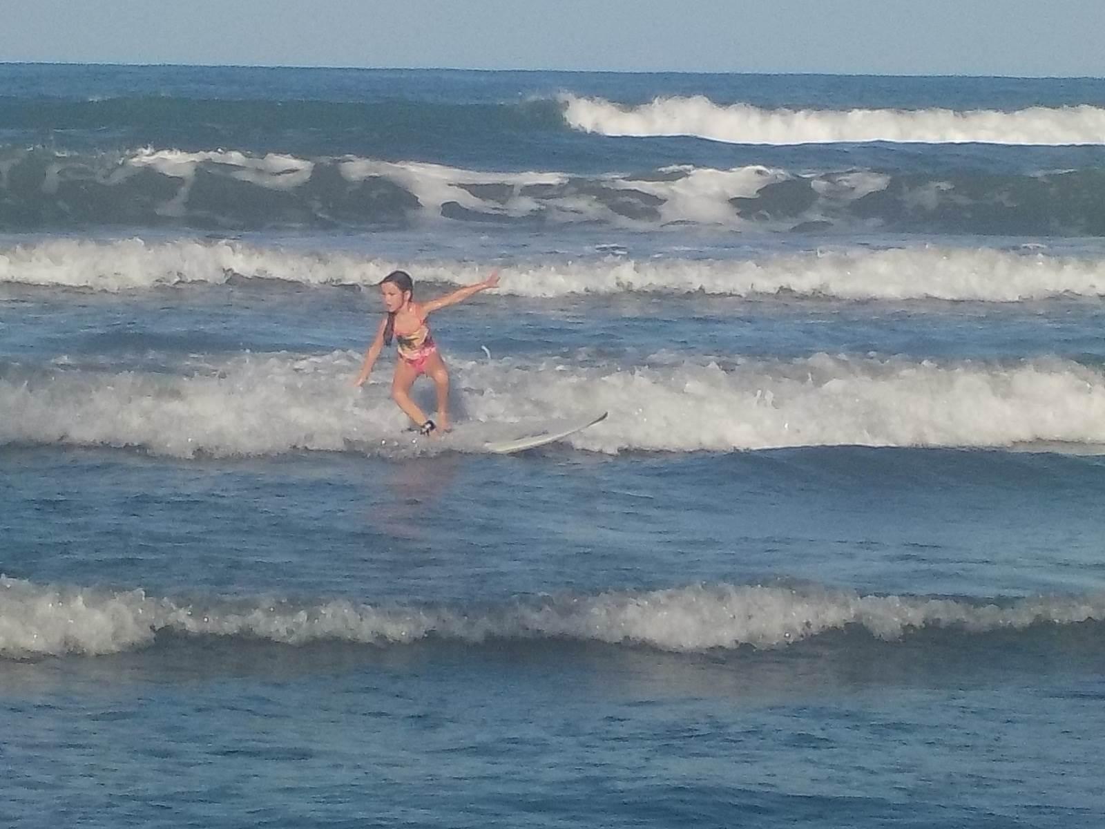 surf plage des roches noires