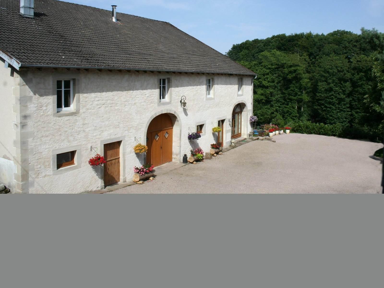 Gîte Chambres d'hôtes La Landre à 4Km de La Vôge les Bains