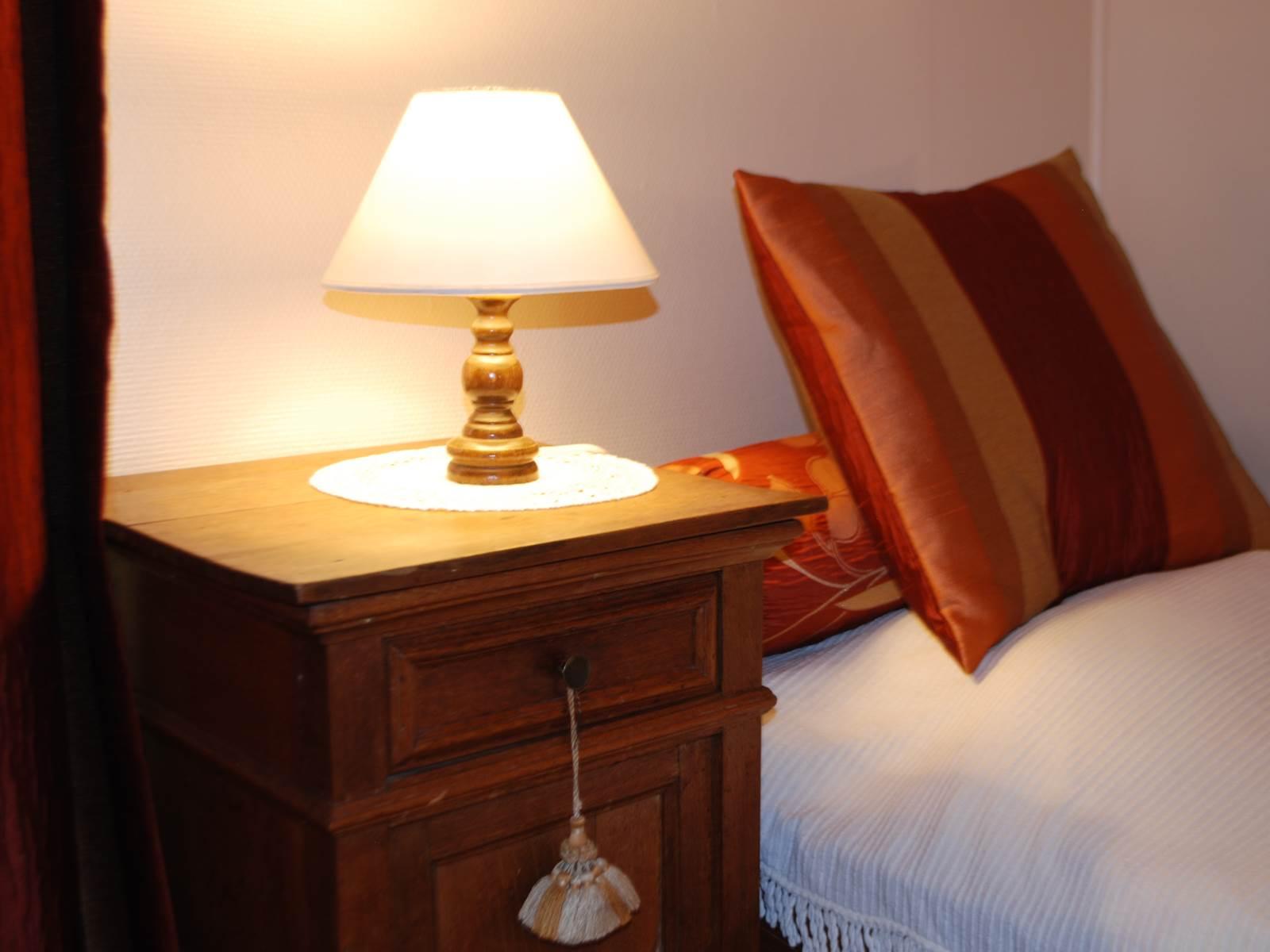 chambres L'R de Rien, lit supplémentaire au Ranch des Lacs