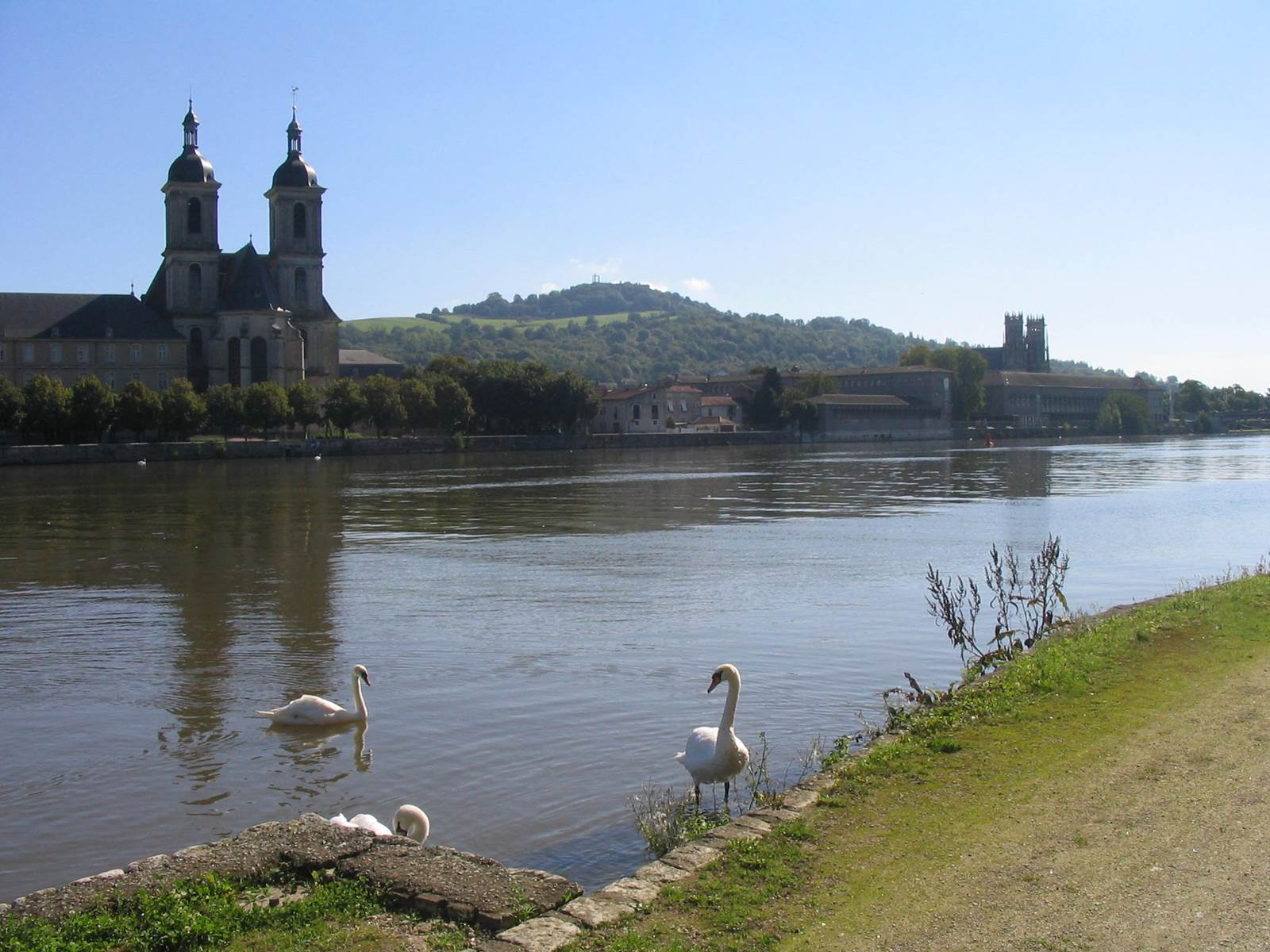 Bords de Moselle