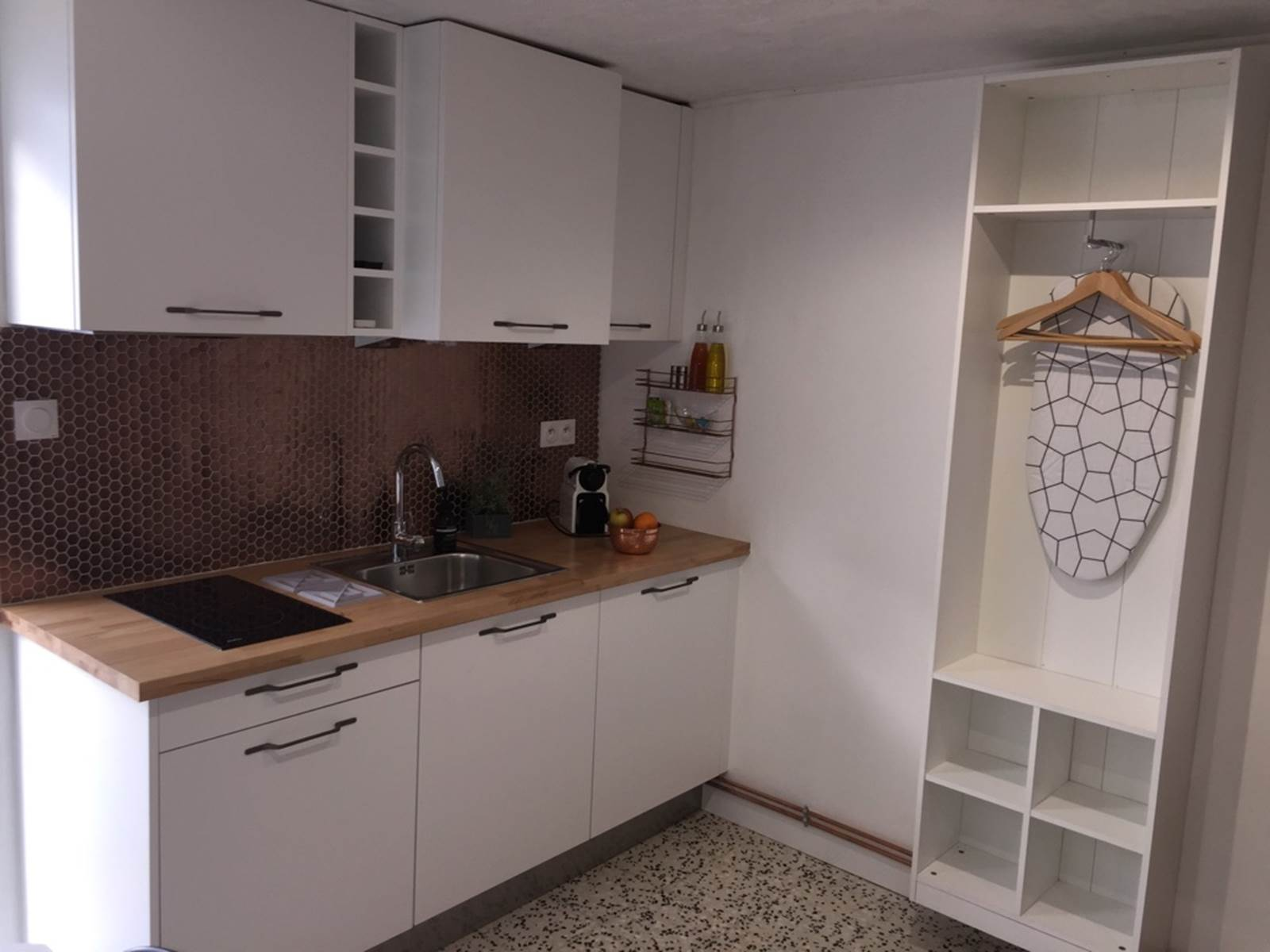 Alba Studios 1, Saint Cyprien, Cuisine 2