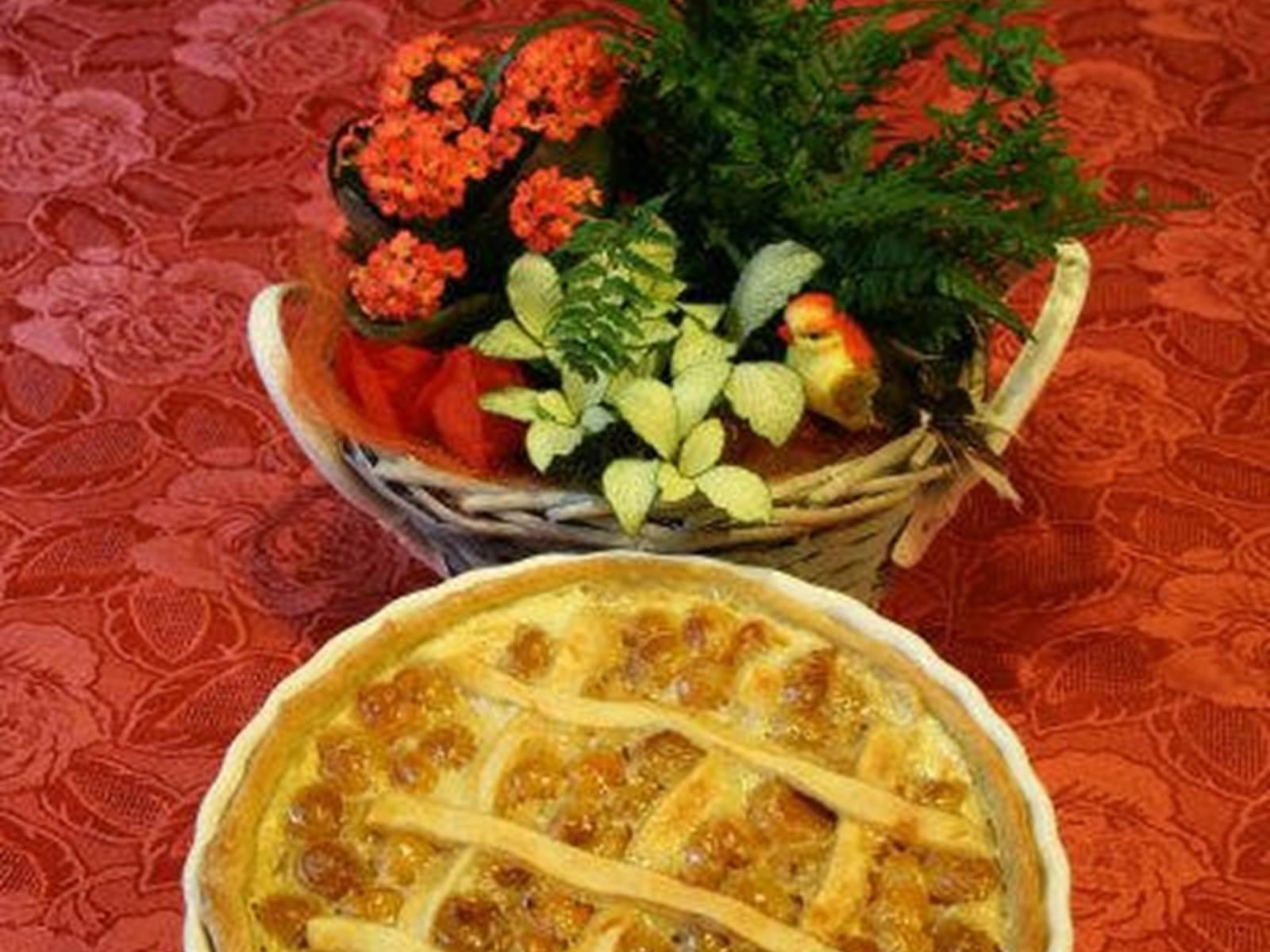 La spécialité Lorraine la tarte aux mirabelles