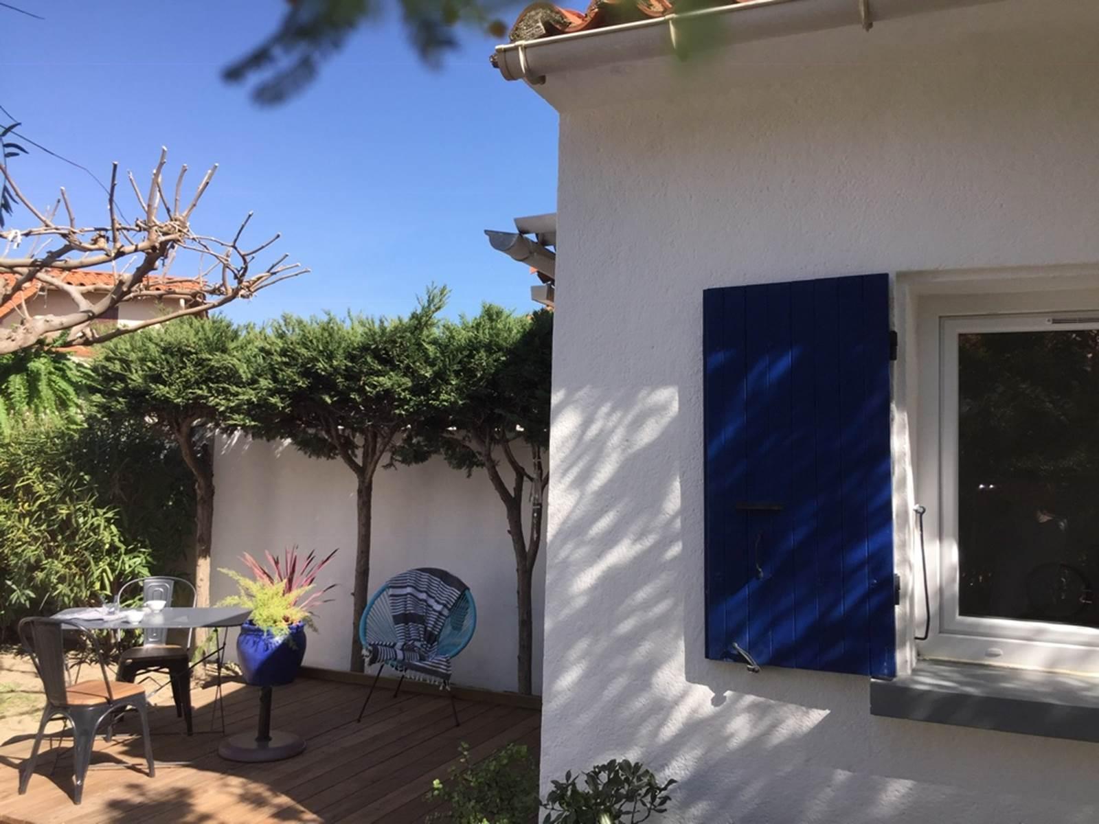 Alba Studios 1, Saint Cyprien, terrasse1f1
