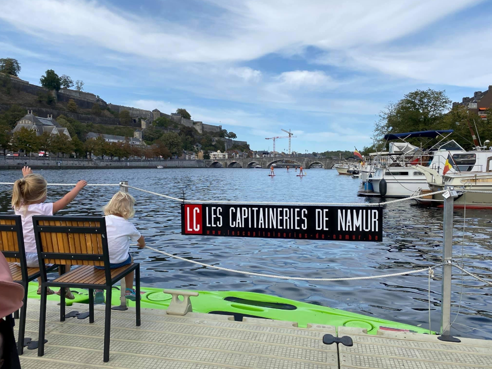 Les Capitaineries de Namur