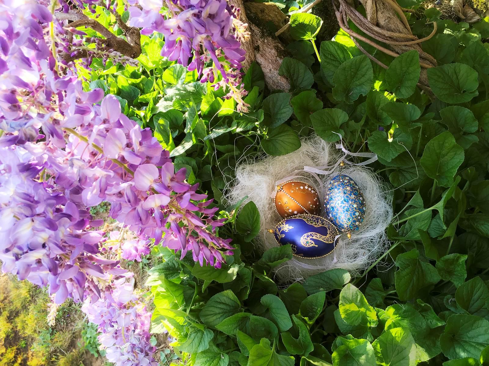 Chasse aux œufs de Pâques merveilleuse garantie