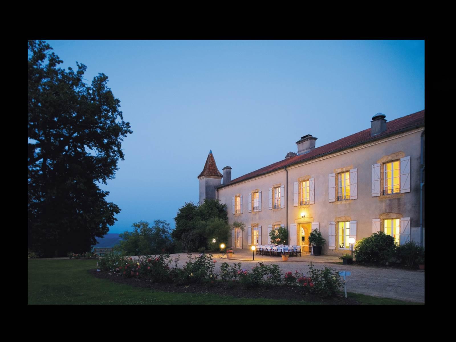 Château de Projan