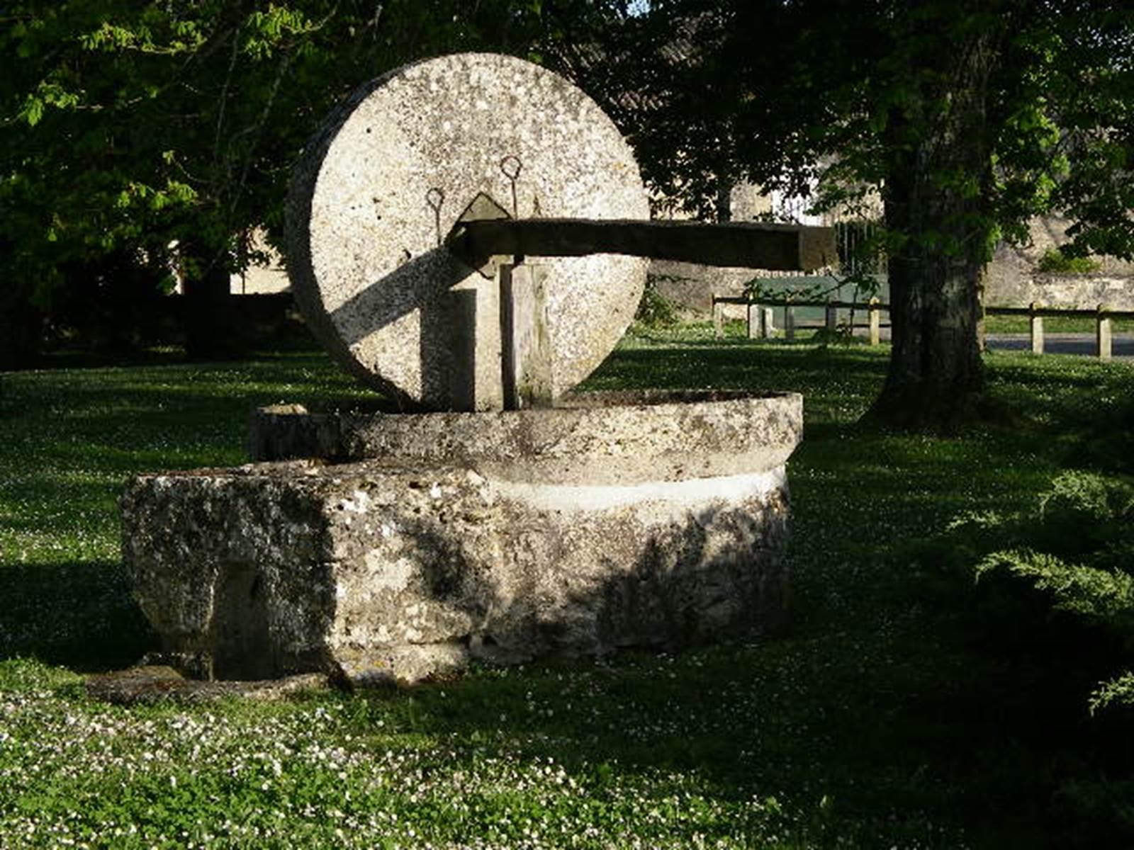 le moulin du Manoir à l'huile de noix