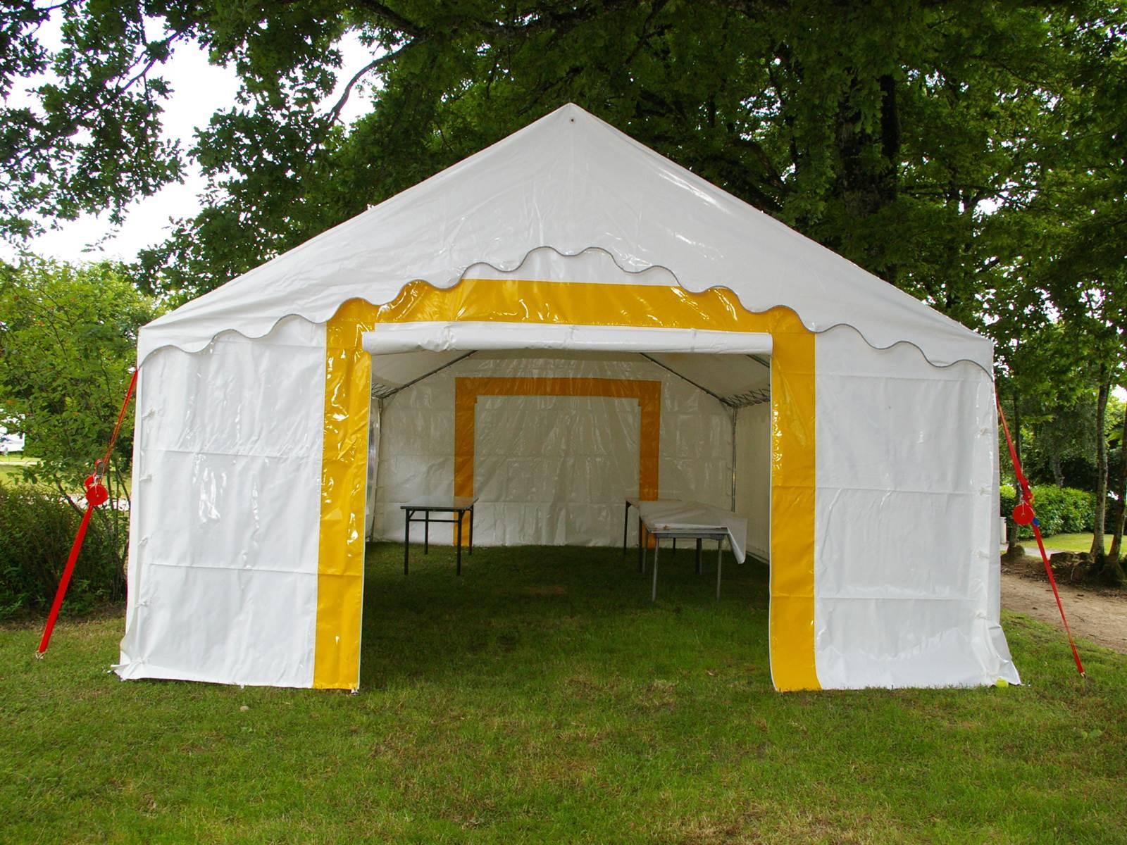 barnum camping de la lande nexon