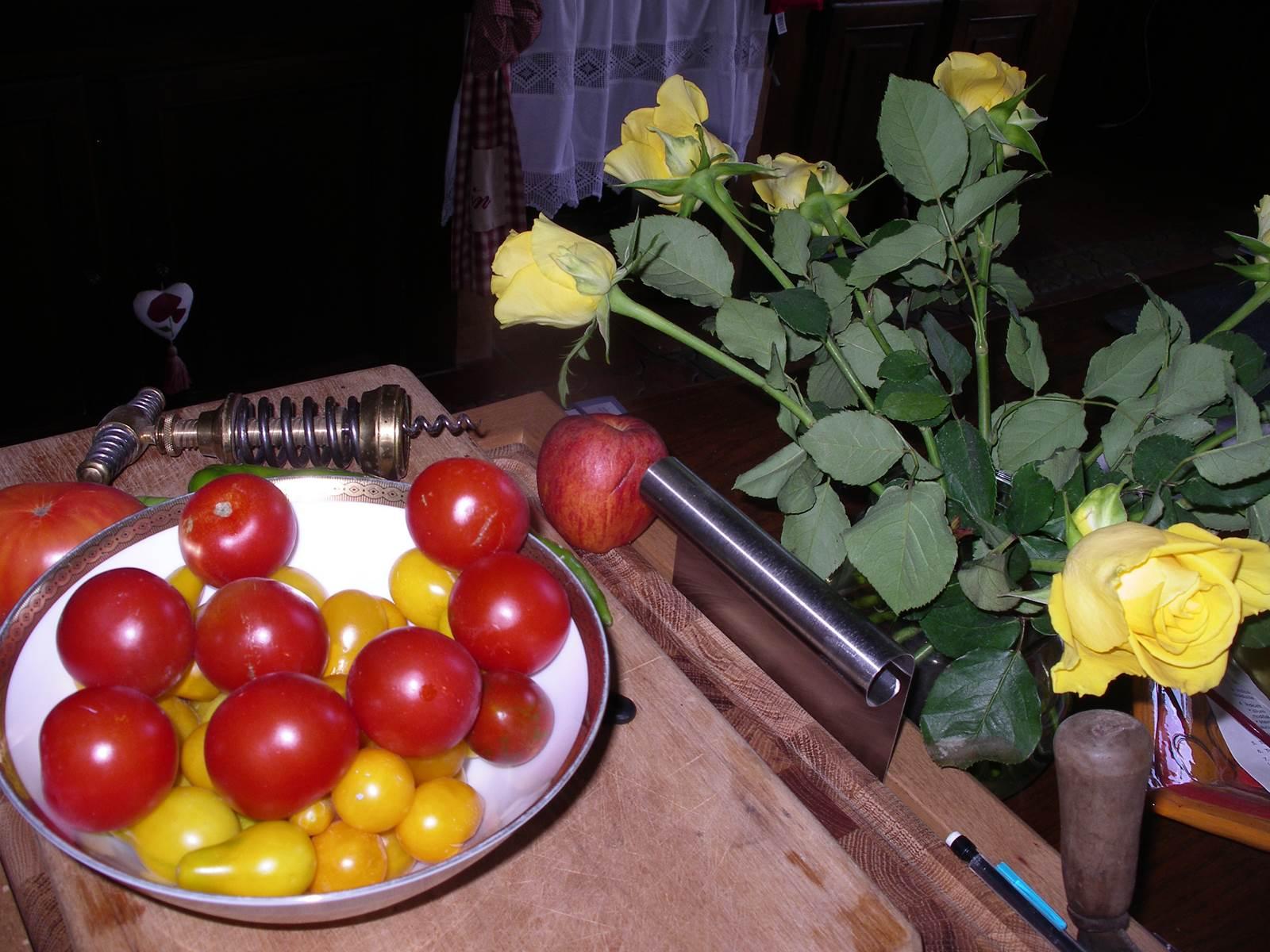 les légumes du jardin potager