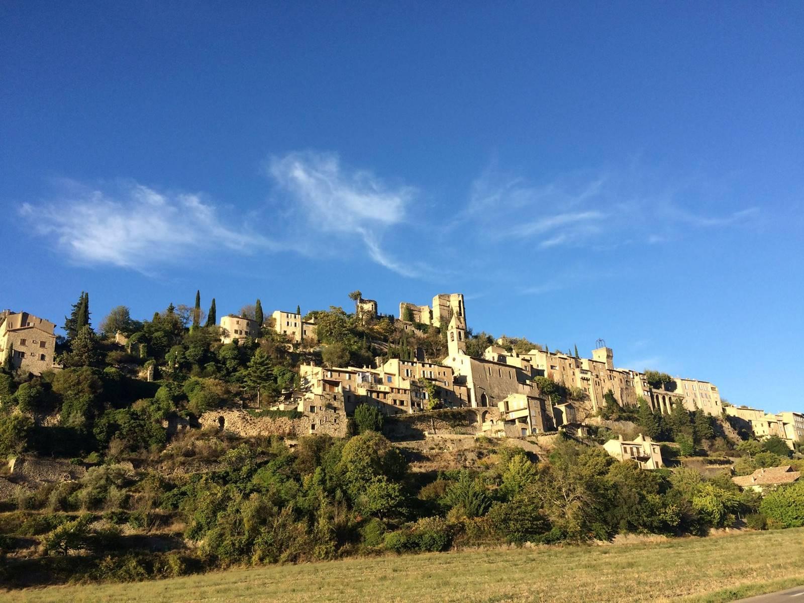 Village de Montbrun les bains