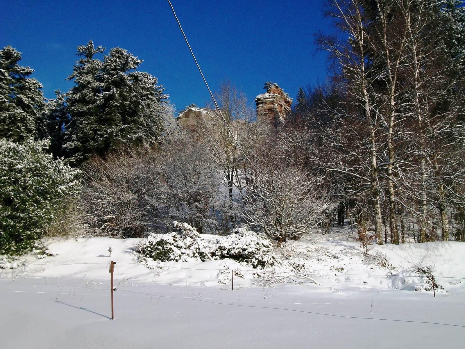 L'hiver au Windstein