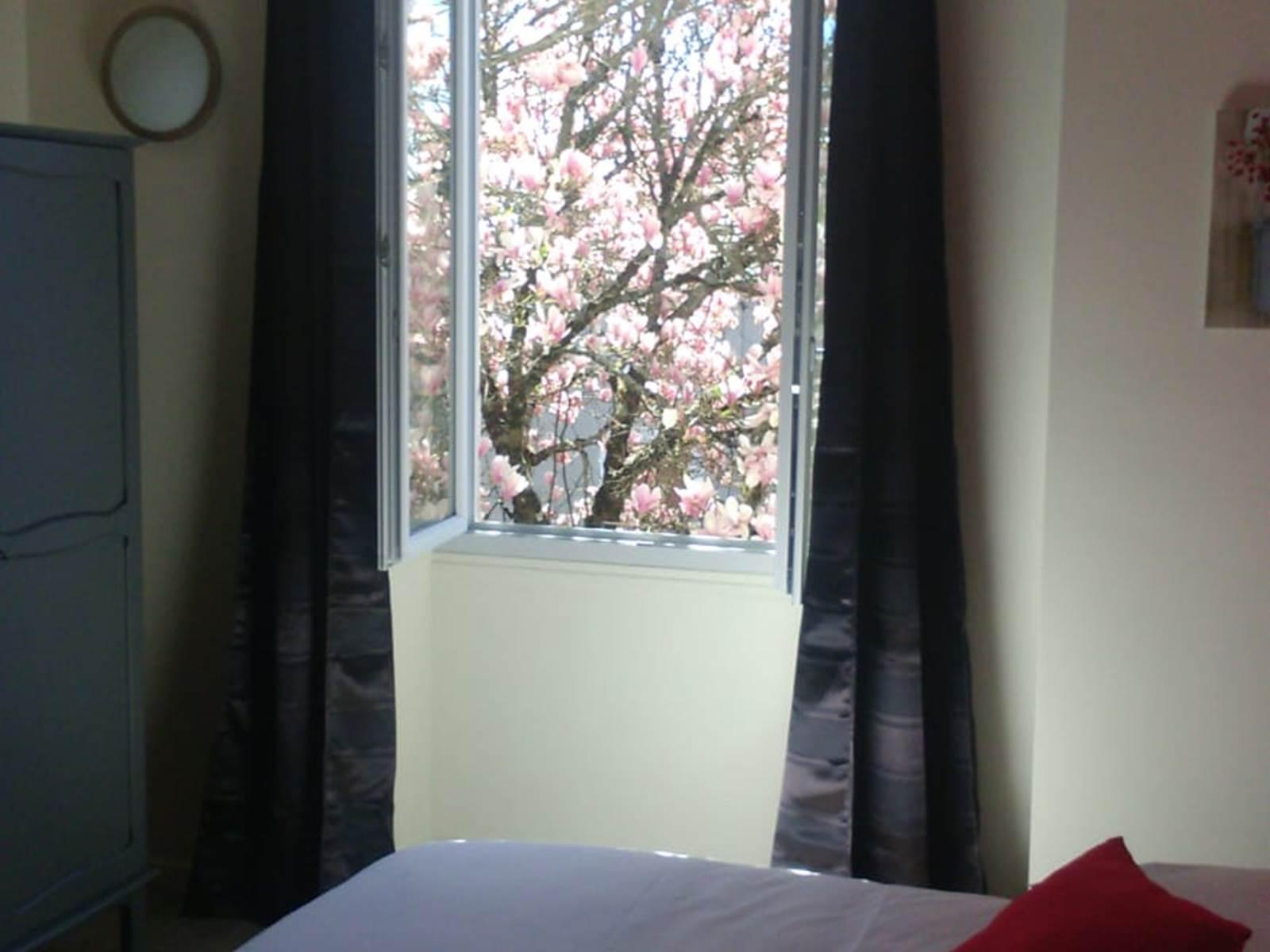 Chambre vue sur tulipier HR LE SULLY PERIGORD