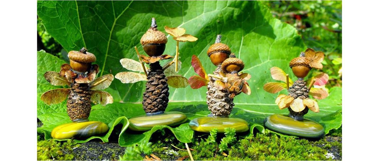 Profitez d'ateliers nature originaux