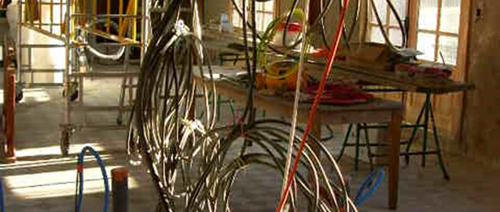 Chemin de cables