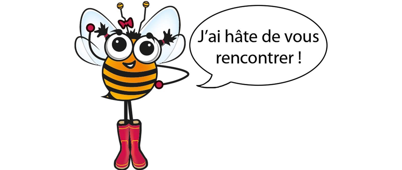 L'abeille du Botrai, à votre service !
