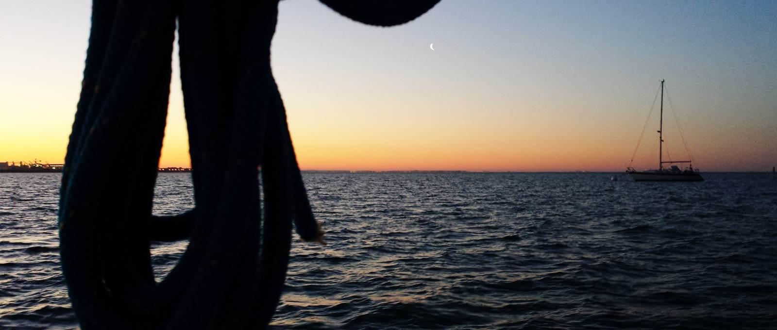 Nuit à bord avec Envol à Voile
