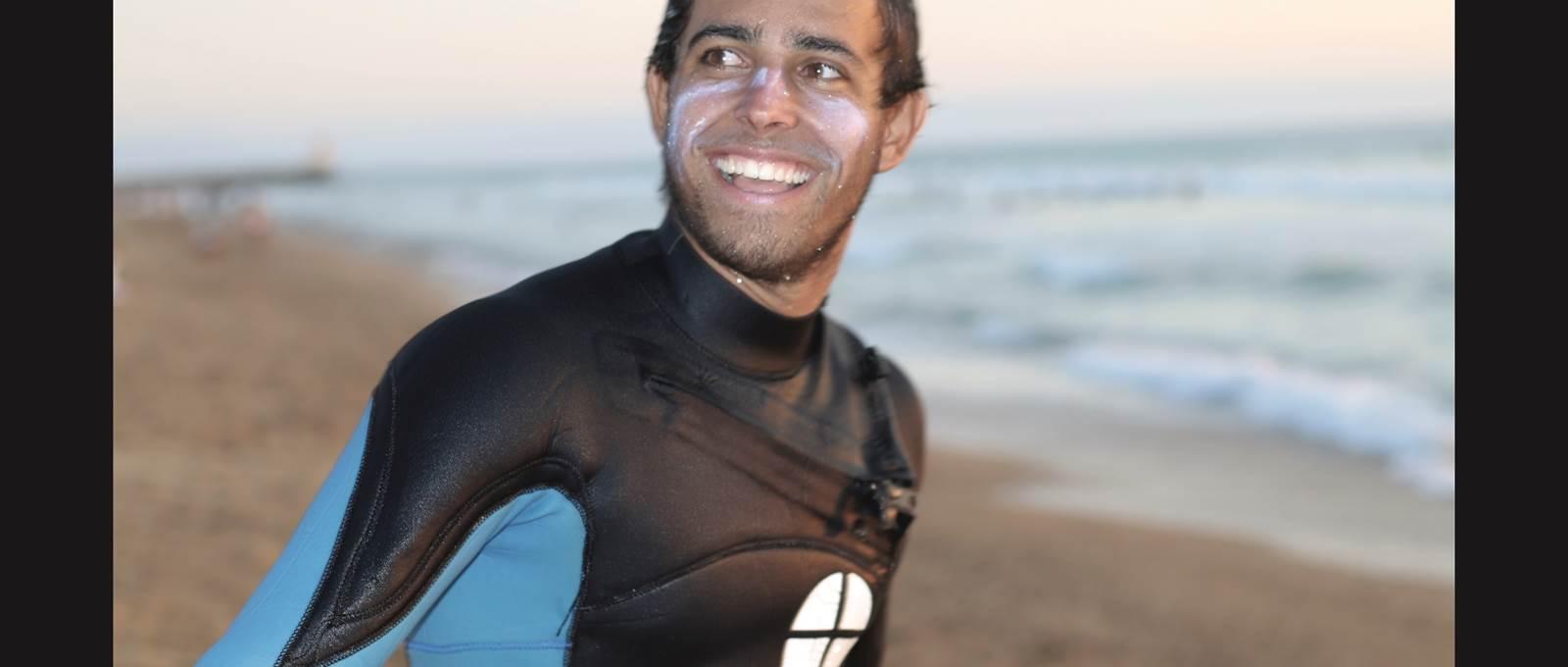 Florian Surf partenaire Hotel Le Rond Point Hossegor Landes