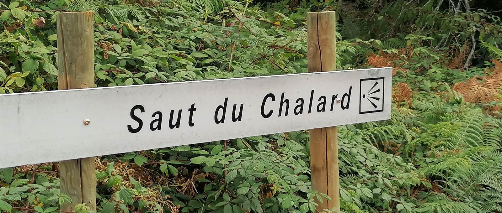 Saut du Chalard LE SULLY Perigor