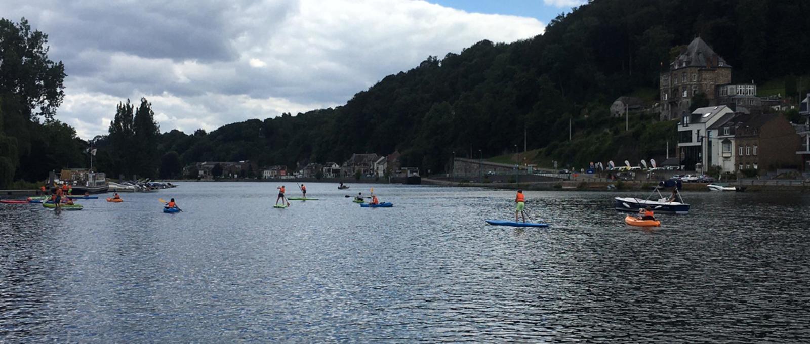 Activités nautiques - Les Capitaineries de Namur