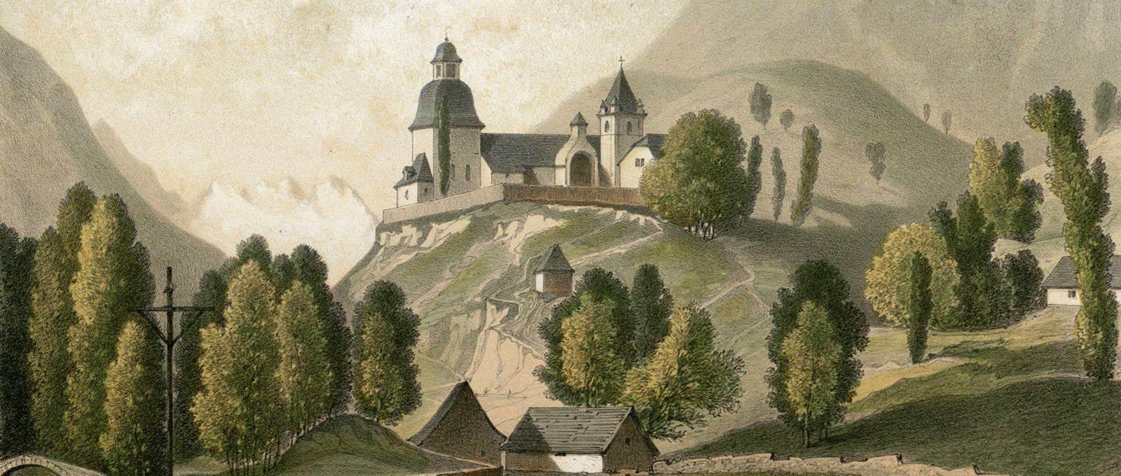 Pouey_Laun - Doussault, 1835