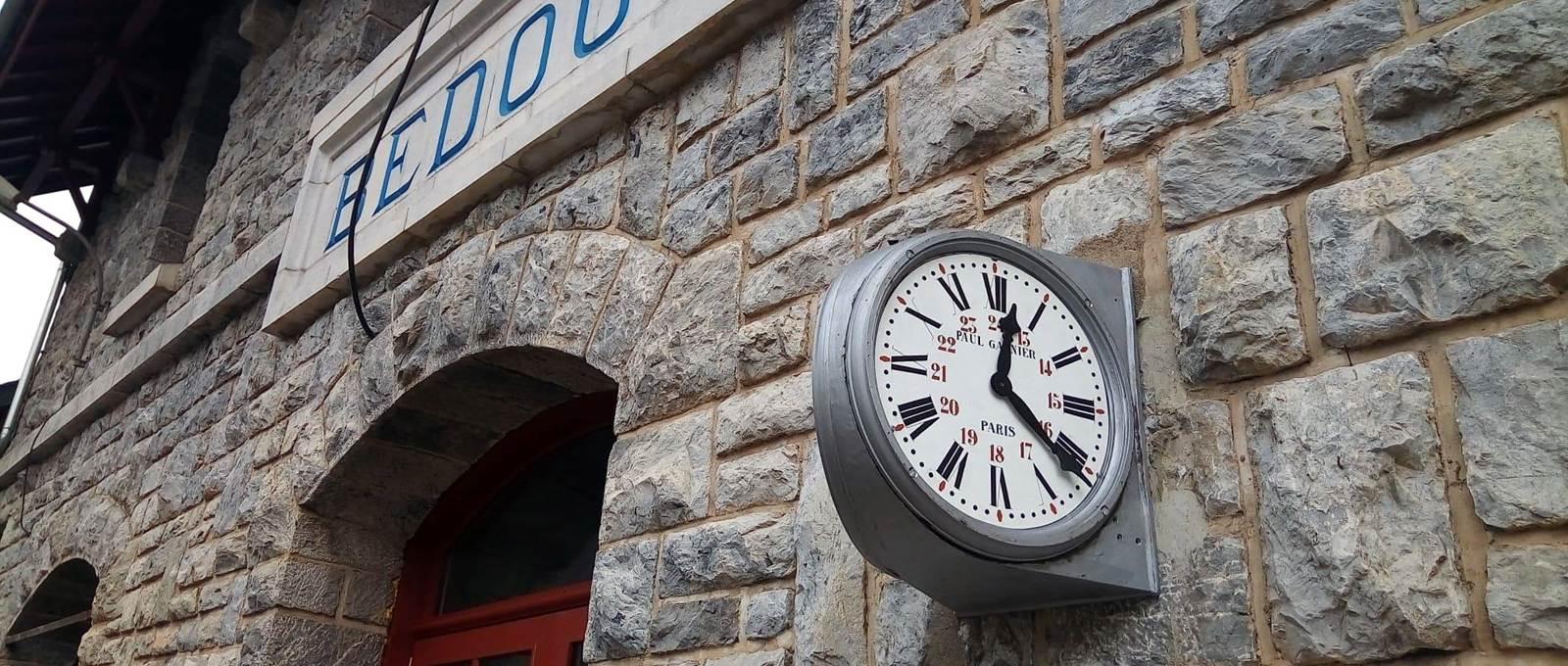 Horloge Paul Garnier - Transhumance & cie