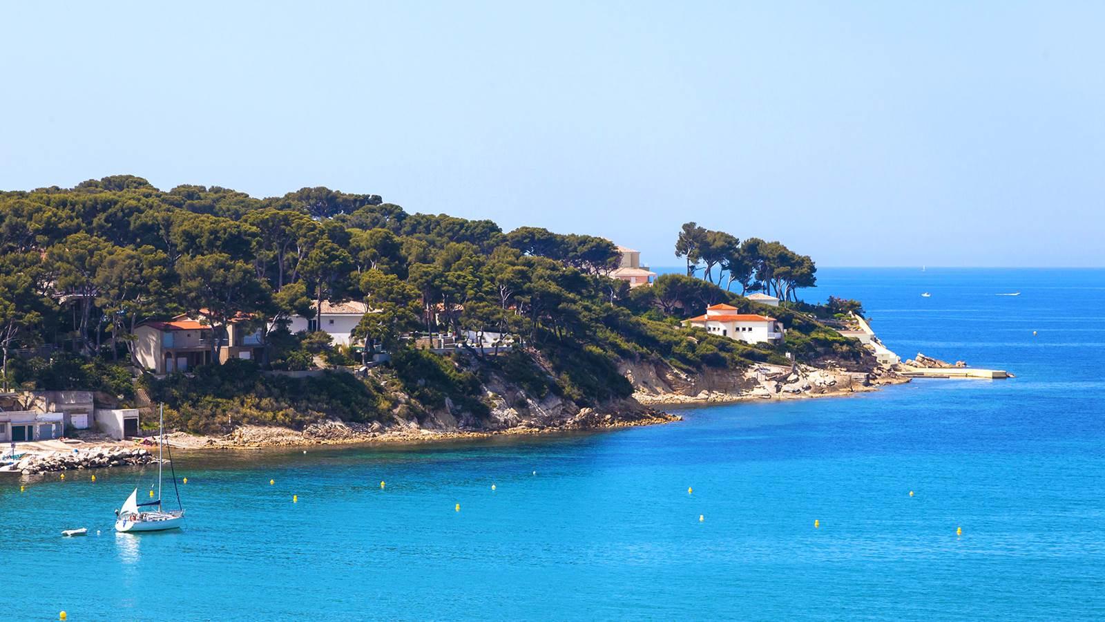 Sanary-sur-Mer et Bandol