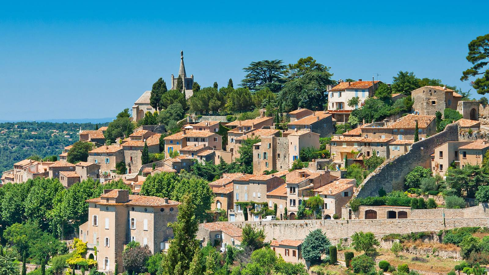 Bonnieux, village perché du Luberon